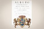 Mariani Lorenzo Maria, Albero genealogico della famiglia de Lapi di Fiesole [..]