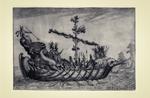 Asta 6: Cantagallina, Le navi degli Argonauti. Venduto a 16.000 €