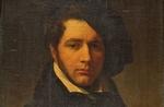 Asta 10: Scuola italiana del XIX sec. Ritratto di giovane uomo con cappello. Venduto a 21.000 €