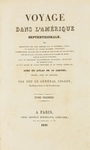 Collot Georges Henri Victor, Voyage dans l´Amérique Septentrional