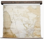 Aaron Arrowsmith, A map exhibiting all the new [..]